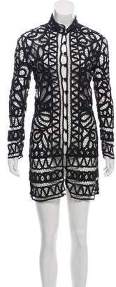 Stone_Cold_Fox Stone Cold Fox Lace Mini Dress w/ Tags
