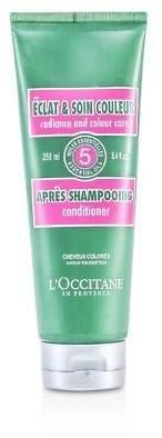 L'Occitane NEW Aromachologie Radiance and Colour Care Conditioner 250ml Mens