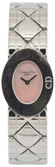 Christian Dior Christian Dior D90-100 Stainless Steel Quartz 21mm Womens Watch