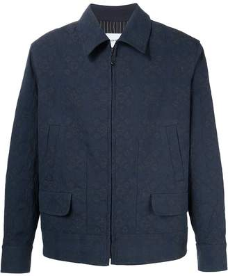 Song For The Mute jacquard jacket