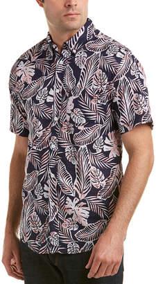 Trunks Surf & Swim Co. Tropical Shirt