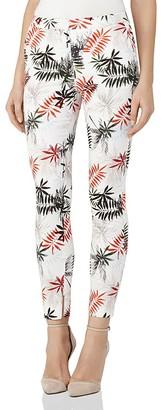 REISS Selena Printed Pants $195 thestylecure.com