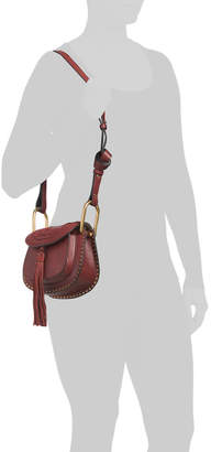 Made In Italy Hudson Leather Shoulder Bag