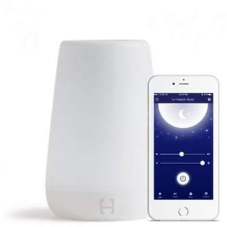 Hatch Baby Rest Sound Machine with Night Light in White $59.99 thestylecure.com