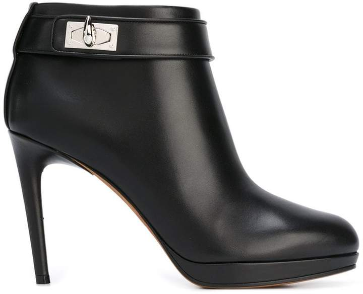 Givenchy 'Shark Tooth' ankle boots