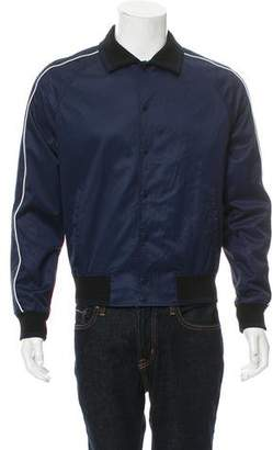 Vince Lightweight Snap-Front Jacket w/ Tags
