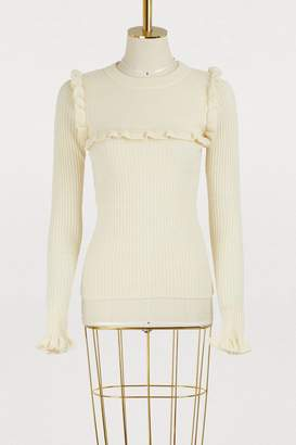 See by Chloe Alpaca sweater