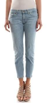 3/4 Jeans DIA DS146D O47 PDH JEANS Damen DENIM LIGHT BLUE