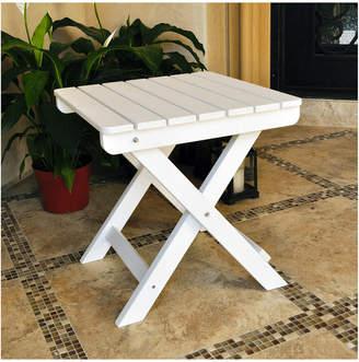 Adirondack Shine Co Square Folding Table