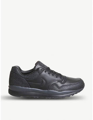 Nike Safari leather trainers