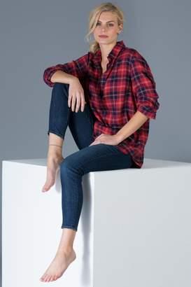 Elliott Lauren Multi Plaid Shirt