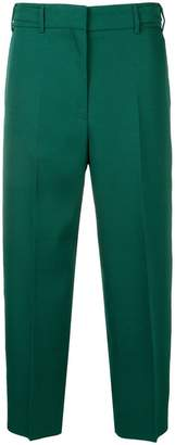 Rochas wide-leg tailored trousers