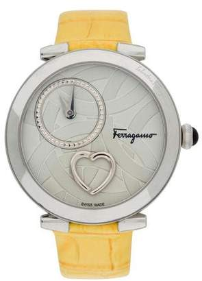 Salvatore Ferragamo Beating Heart Watch