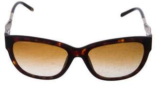 Burberry Tortoiseshell Polarized Sunglasses