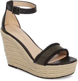 Pelle Moda Radley Espadrille Wedge Sandal