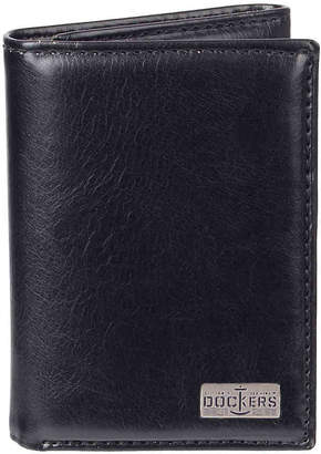 Dockers Extra Capacity Trifold Wallet - Men's