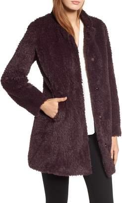 Kenneth Cole New York Faux Fur Jacket