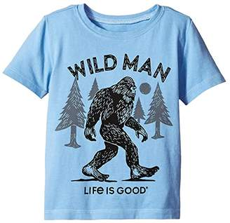 Life is Good Big Foot Crushertm Tee (Toddler)