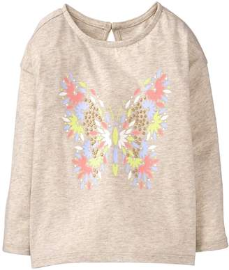 Crazy 8 Crazy8 Sparkle Butterfly Tee