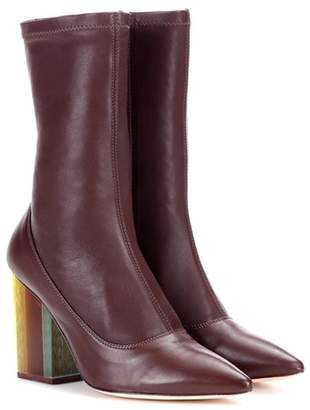 Zimmermann Leather ankle boots
