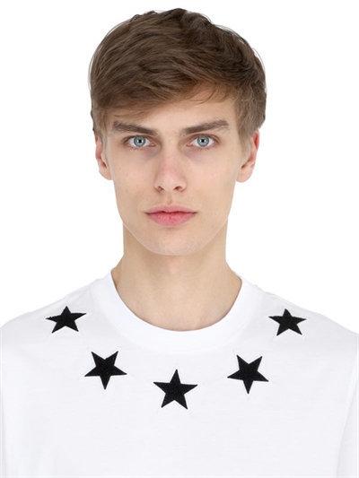 Cuban Star Patches Jersey T-Shirt 2