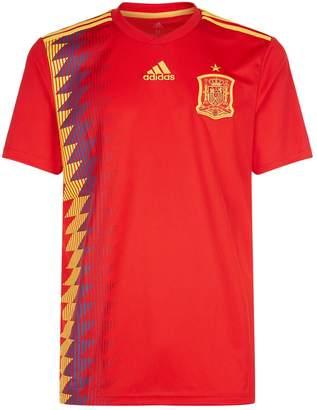 adidas Spain Home Replica Jersey Shirt