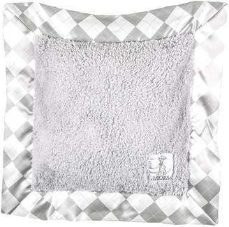 Little Giraffe Chenille Argyle Pillow