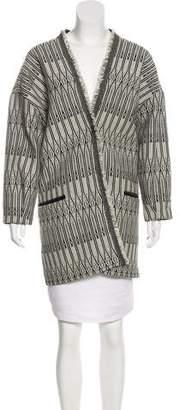 Giada Forte Woven Jacquard Jacket