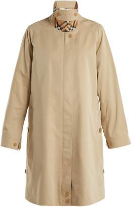 Burberry Crowhurst cotton trench coat