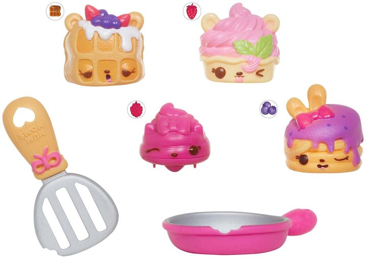 Num Noms Series 2 - Scented 4-Pack - Brunch Bunch Toy