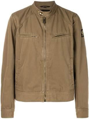 Belstaff mandarin collar jacket