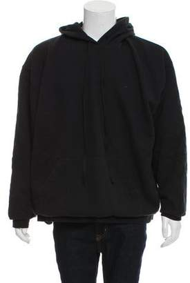 Unravel Project Brush Rev Over Sweatshirt w/ Tags