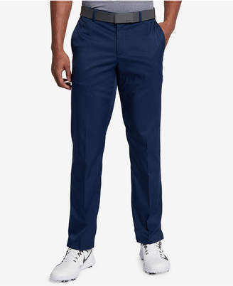 Nike Men's Dri-fit Flat-Front Golf Pants