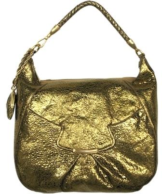 Botkier - Gold Frankie Hobo Bag