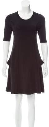 A.L.C. Short Sleeve Knit Dress