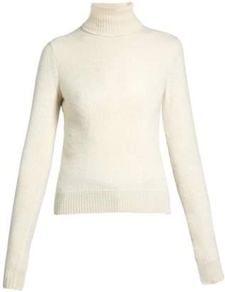 Stella McCartney Roll-neck wool-knit sweater