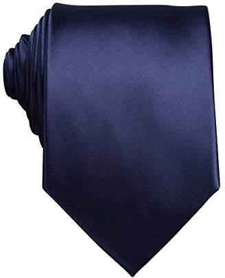Perry Ellis Men's Sateen Solid Tie