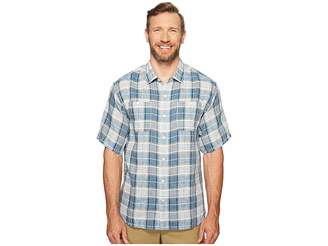Tommy Bahama Big Tall Caldera Plaid Men's Clothing