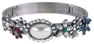Halo & Co Rebel Royal Bangle... Oxidised Silver Tone...