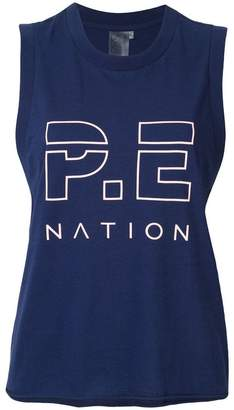 P.E Nation Throw In The Towel tank top 9bc9c7436