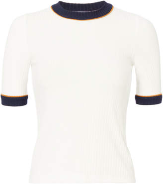 A.L.C. Ringer Ribbed Tee