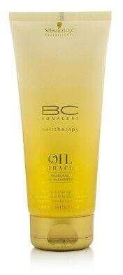 Schwarzkopf NEW BC Oil Miracle Marula Oil Oil-In-Shampoo (For Fine to Normal