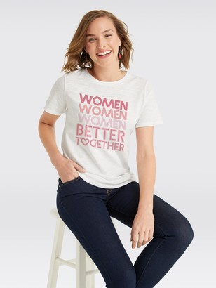 Draper James Women Better Together Tee