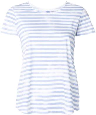 Majestic Filatures striped faded T-shirt