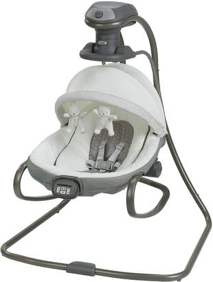 Graco Duet Oasis Swing with Soothe Surround Technology