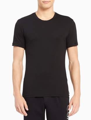 Calvin Klein light micro crewneck t-shirt