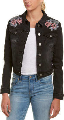 Romeo & Juliet Couture Embroidered Jacket