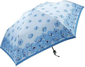 LANVIN en Bleu (ランバン オン ブルー) - ランバン オン ブルー サテン花ミニ傘