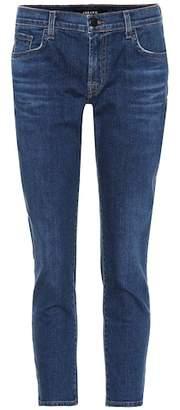 J Brand Sadey skinny ankle jeans