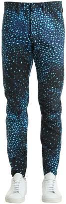 Elwood Whale Shark Print Denim Jeans